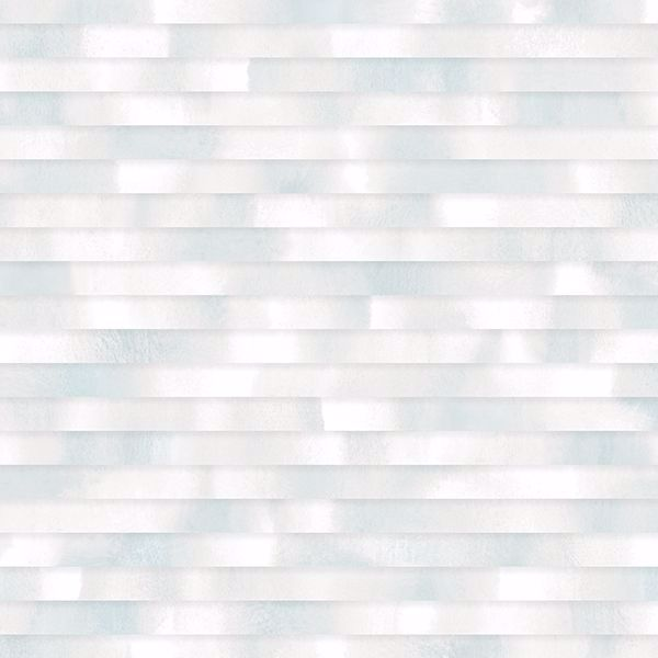 Picture of Kalmar Light Blue Hazy Stripe Wallpaper