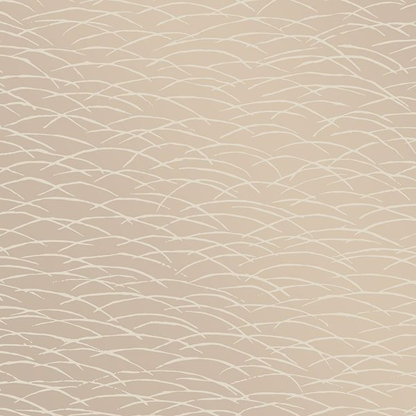 Picture of Hono Beige Abstract Wave Wallpaper