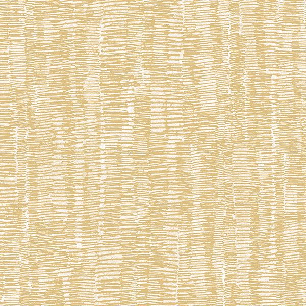 Picture of Hanko Mustard Abstract Texture Wallpaper