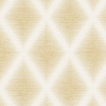Picture of Kirana Mustard Diamond Wallpaper