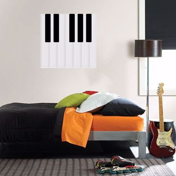 Picture of Piano Keys Wall Art Kit