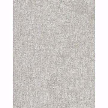 Picture of Brienne Light Grey Linen Texture Wallpaper