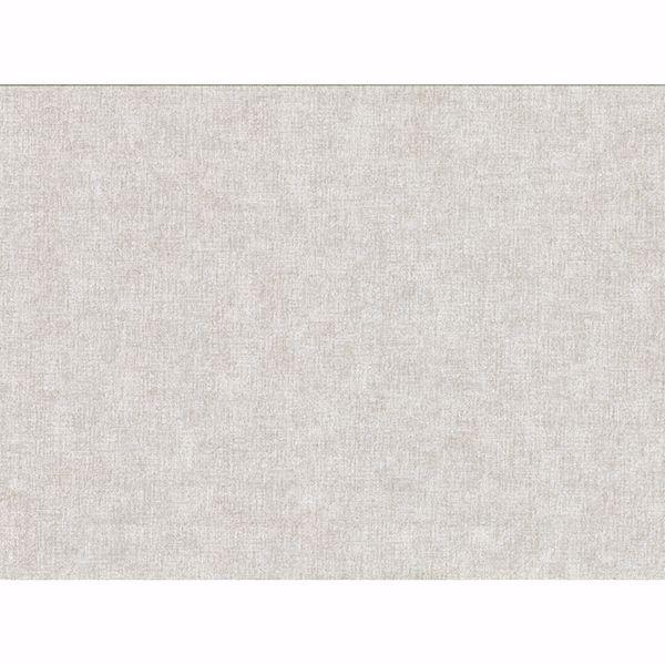 Picture of Brienne Bone Linen Texture Wallpaper
