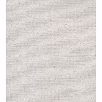 Picture of Bravos Light Grey Faux Grasscloth Wallpaper