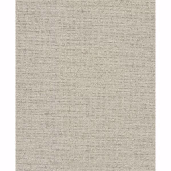 Picture of Bravos Beige Faux Grasscloth Wallpaper