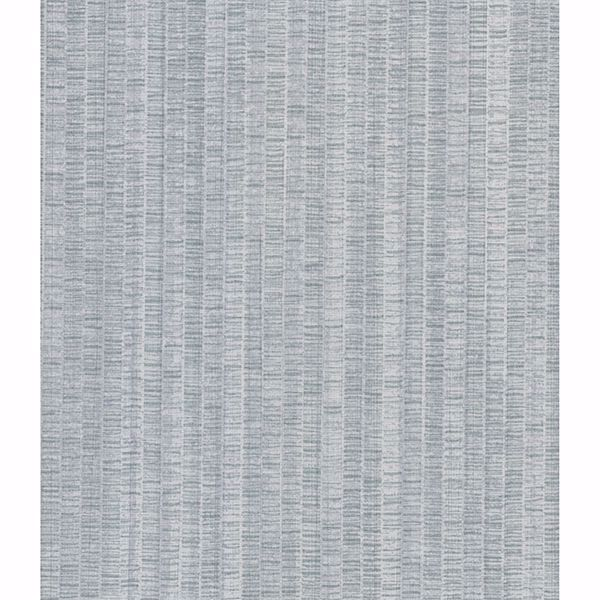 Picture of Volantis Turquoise Textured Stripe Wallpaper