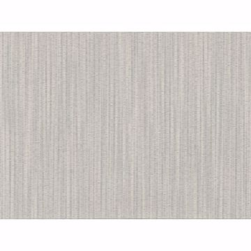 Picture of Volantis Grey Textured Stripe Wallpaper