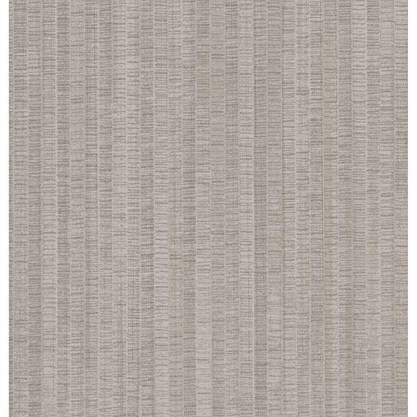 Picture of Volantis Neutral Textured Stripe Wallpaper