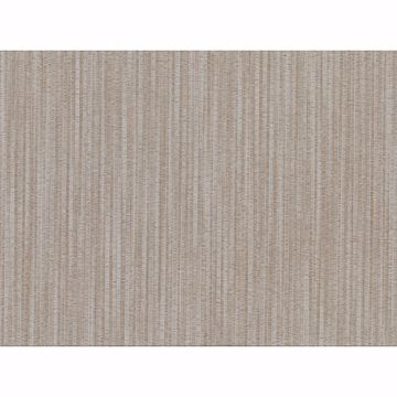 Picture of Volantis Brown Textured Stripe Wallpaper
