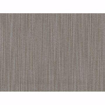 Picture of Volantis Dark Brown Textured Stripe Wallpaper
