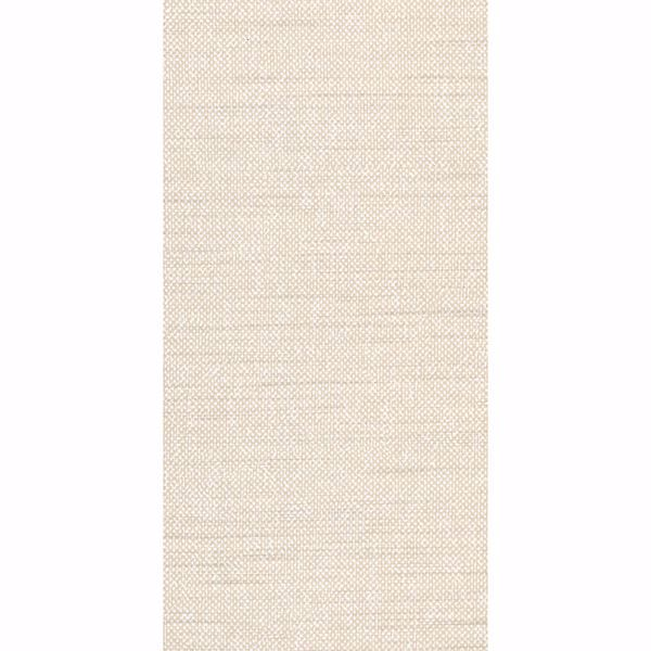 Picture of Theon Cream Linen Texture Wallpaper