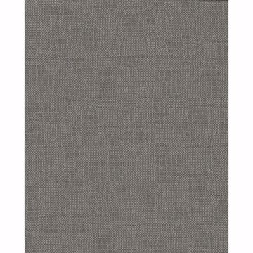 Picture of Theon Taupe Linen Texture Wallpaper