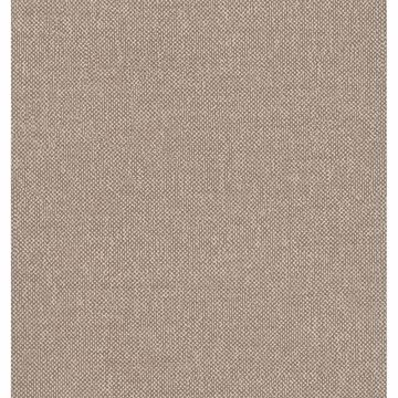 Picture of Theon Light Brown Linen Texture Wallpaper