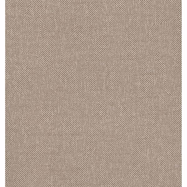 Picture of Theon Light Brown Linen Texture Wallpaper