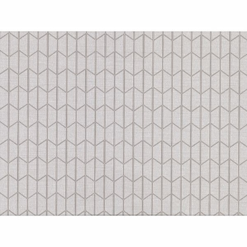 Picture of Gauntlet Light Grey Geometric Wallpaper