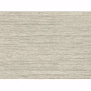 Picture of Tyrell Champagne Faux Grasscloth Wallpaper