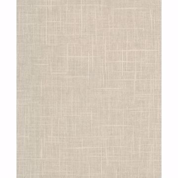 Picture of Stannis Cream Linen Texture Wallpaper