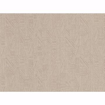 Picture of Kensho Beige Parquet Wood Wallpaper