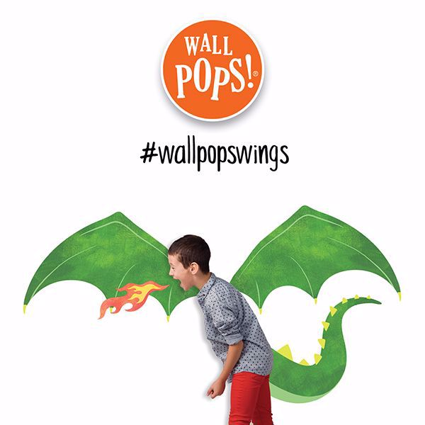 Picture of Soaring Dragon Wall Art Kit