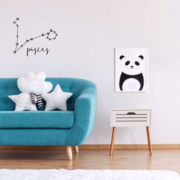 Picture of Pisces Wall Art Kit