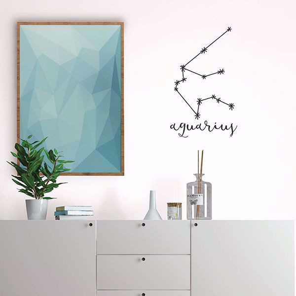 Picture of Aquarius Wall Art Kit