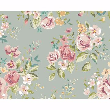 Picture of Flowery Wall Mural