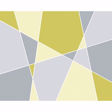 Picture of Pastel Geo Wall Mural