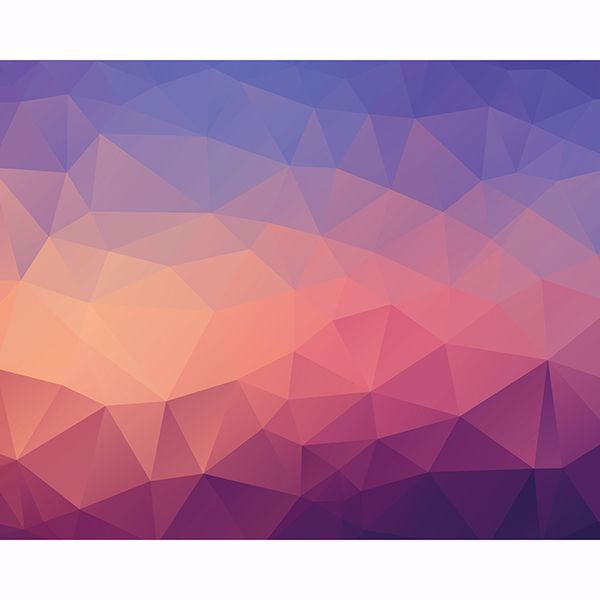 Picture of Shades of Geometric Wall Mural