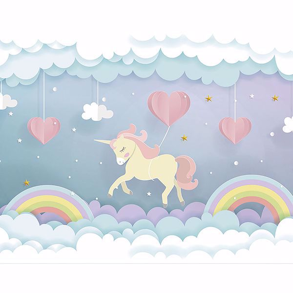 Picture of Unicorn Dream Wall Mural