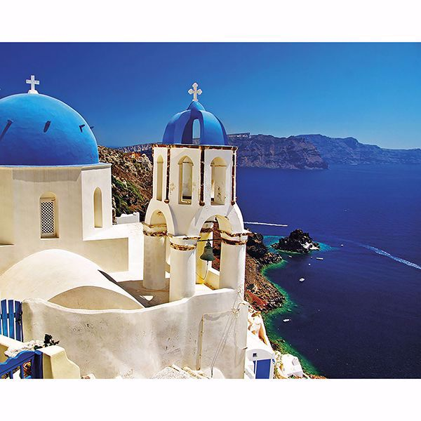 Picture of Greek Paradise Wall Mural