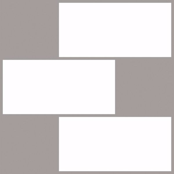 Picture of Subway Tile Peel & Stick Backsplash Tiles - View