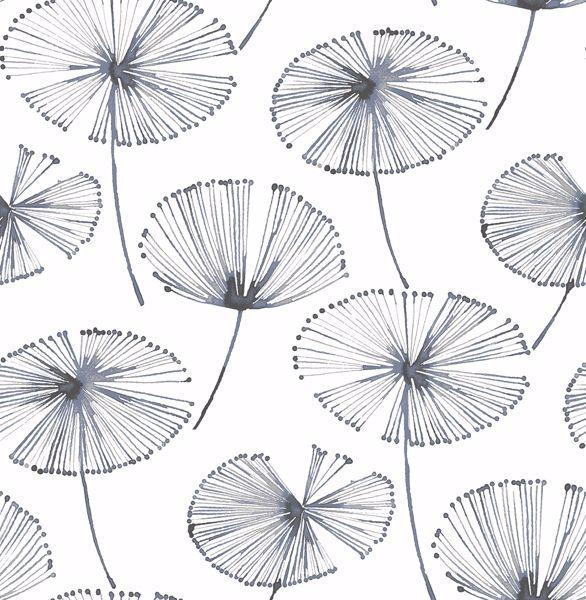 Picture of Aya Peel & Stick Wallpaper - View