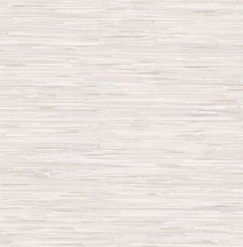 Picture of Cream Grassweave Peel & Stick Wallpaper - View