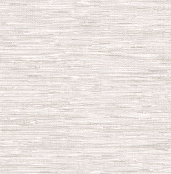 Picture of Cream Grassweave Peel & Stick Wallpaper - View