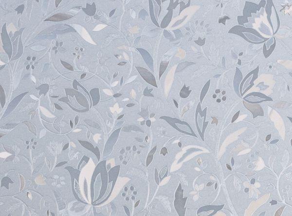 Picture of Cut Floral Window Premium Film - View