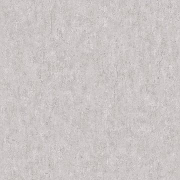 Picture of Raw Light Grey Faux Concrete Wallpaper