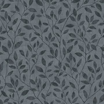 Picture of Willow Dark Grey Silhouette Trail Wallpaper