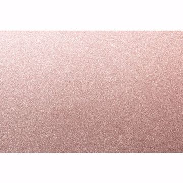 Picture of Rose Gold Glitter Adhesive Film