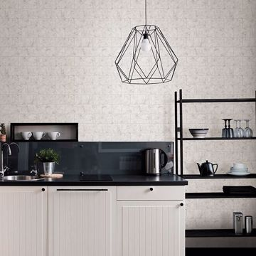 Picture of Metro Carrara Peel & Stick Wallpaper