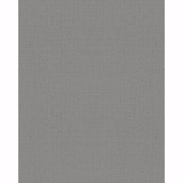 Picture of Vanora Dark Grey Linen Wallpaper
