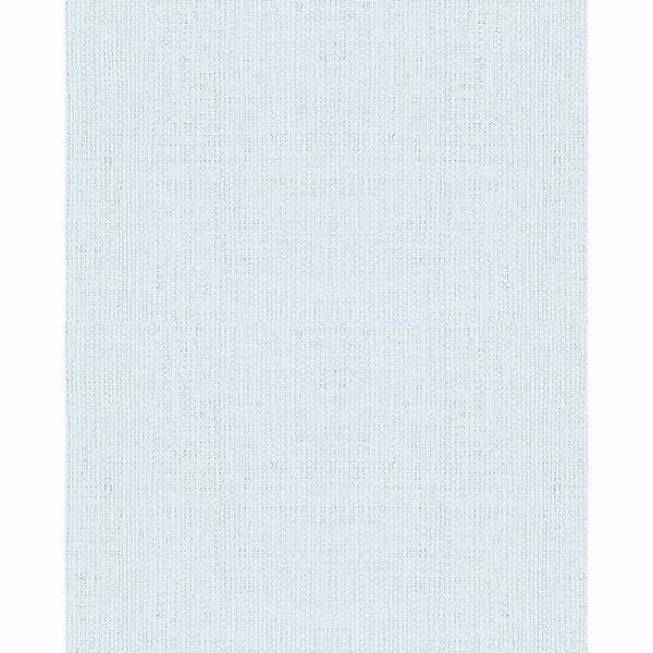 Picture of Vanora Blue Linen Wallpaper