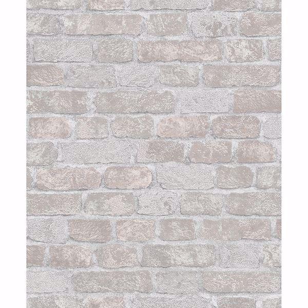 Picture of Granulat Grey Stone Wallpaper
