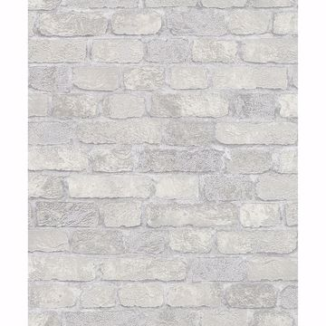 Picture of Granulat Off-White Stone Wallpaper