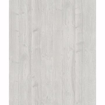Picture of Talbot Light Grey Wood Wallpaper