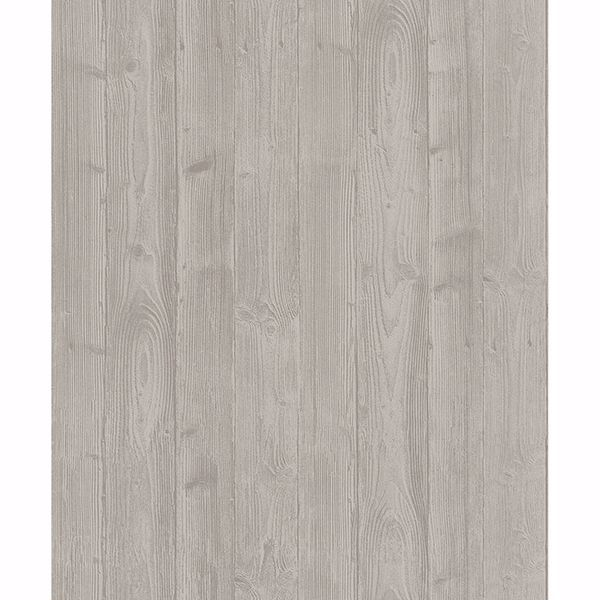 Picture of Talbot Beige Wood Wallpaper