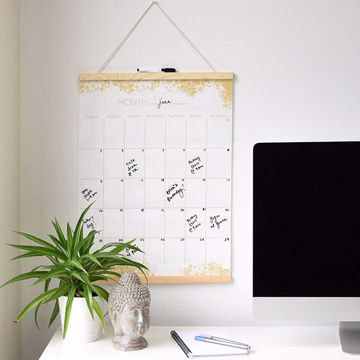 Picture of Gold Dust Dry Erase Wall Tapestry