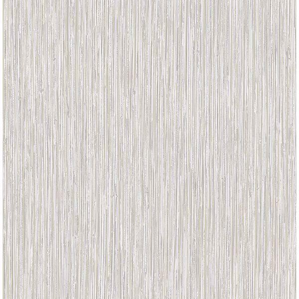 Picture of Kofi Grey Faux Grasscloth Wallpaper
