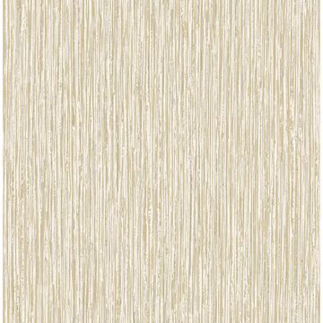 Picture of Kofi Champagne Faux Grasscloth Wallpaper