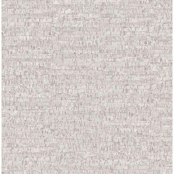 Picture of Henrique Grey Faux Cork Wallpaper