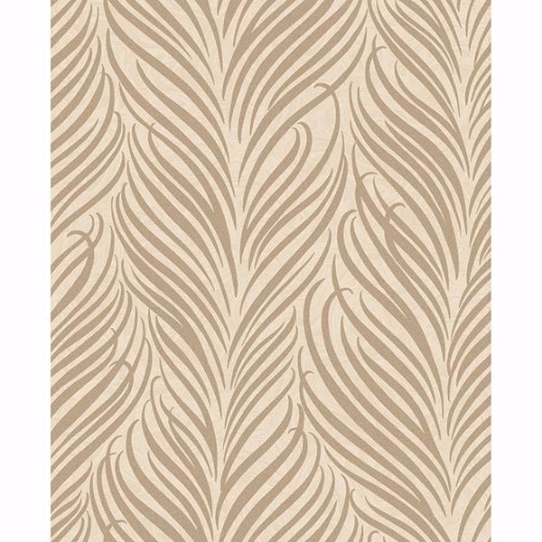 Picture of Alfie Wheat Botanical Wallpaper